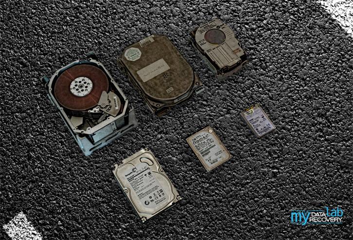 Brief History of Hard Drives