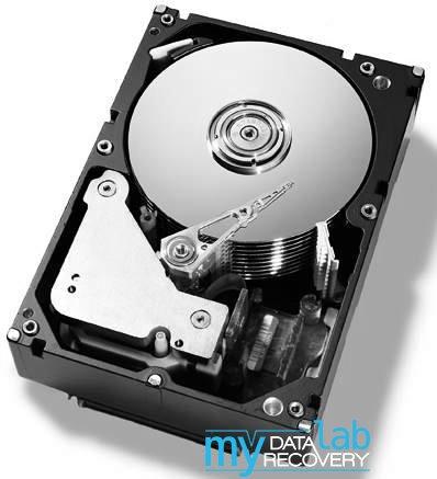 disk drive failure