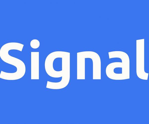 Signal is no longer safe